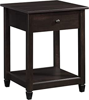 Sauder Edge Water Side Table, L: 19.45