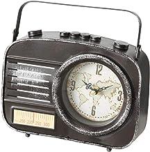 Vintage Rikscha Uhr Antik Tischuhr Standuhr Dekouhr Nostalgie Modell