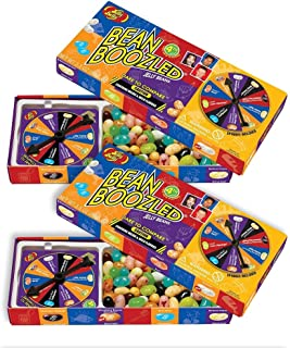 Jelly Belly (Set/2 Bean Boozled Jelly Beans Gift Box - Wild & Weird Flavors