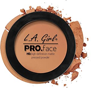 L.A. GIRL PRO Face Matte Pressed Powder GPP613-Toffee
