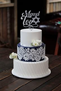 Best bar mitzvah cake toppers Reviews