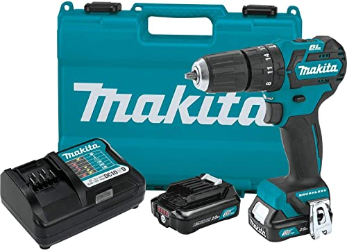 """high quality Makita PH05R1 12V max CXT Lithium-Ion Brushless Cordless 3/8"""" discount outlet sale Hammer Driver-Drill Kit (2.0Ah) online sale"""