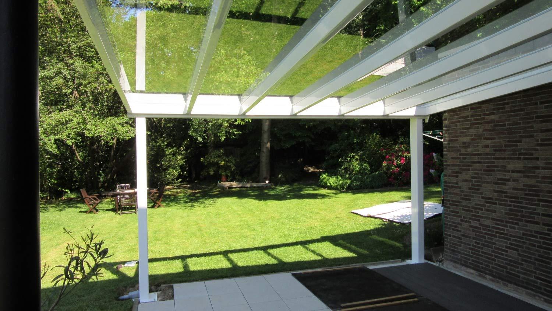 AluMaRo Edition - Cubierta de aluminio para terraza con planchas ...