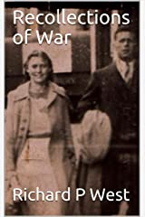 Recollections of War Kindle Edition