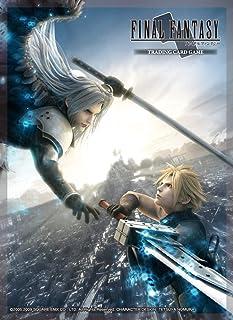 Square Enix Final Fantasy TCG Sleeve FFVII Advent Children Cloud/Sephiroth (60)