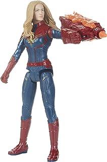 Avengers Marvel Endgame Titan Hero Power FX Captain Marvel