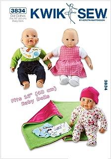 Best kwik sew doll patterns Reviews
