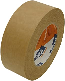 Shurtape FP-96 General Purpose Kraft Packaging Tape: 2 in. x 60 yds. (Kraft)