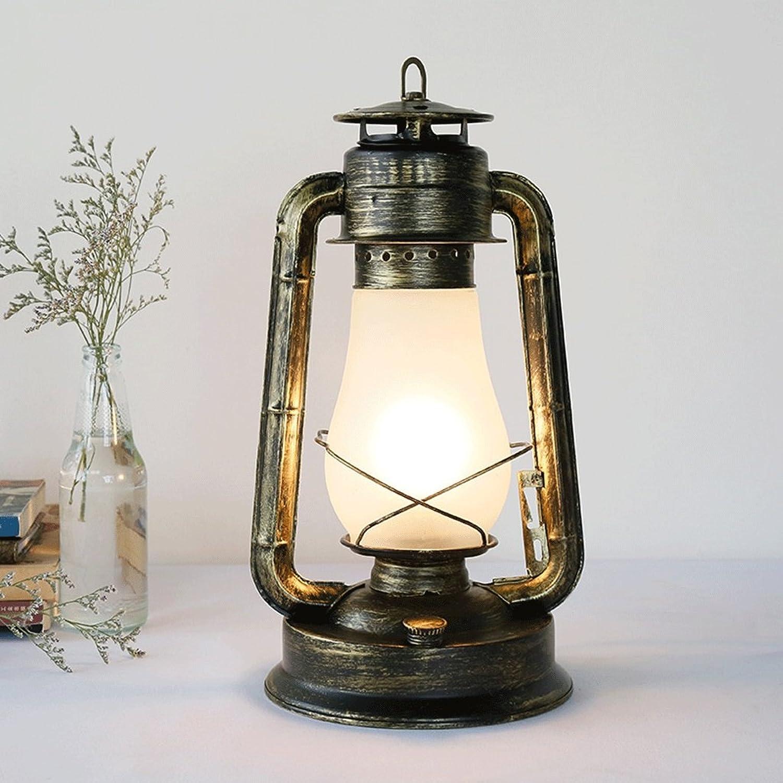 LOFAMI Europäische Retro Kunst-Eisen-Tabellen-Lampe, E27 Nostalgische Weinlese-Pferden-Lampe, Weinlese-Pferden-Lampe, Weinlese-Pferden-Lampe, Wohnzimmer-Stab-Büro-Dekoration-Lampe B074C26QH3 | Kaufen Sie online  511698