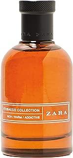 Zara Men's #TOBACCO COLLECTION RICH/WARM/ADDICTIVE Eau De Toilette 3.4 fl.oz.