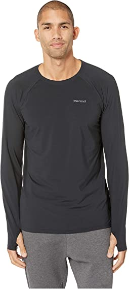 Lightweight Kestrel Long Sleeve Crew