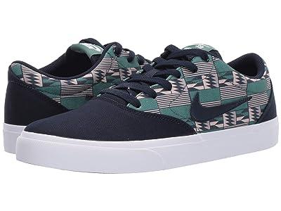 Nike SB Charge SL Premium Patchwork (Obsidian) Men