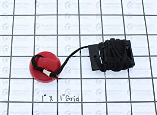 Treadmill Doctor Round Magnet Safety Key for The ProForm 1000S Part Number 208603