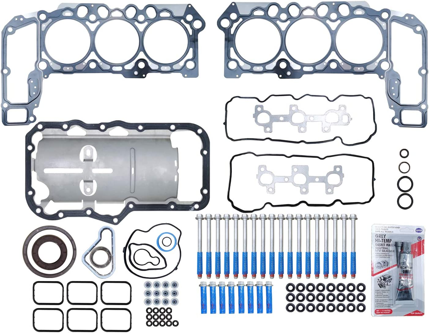 Reservation Max 82% OFF N+A Head Gasket Set Compatible with Ref# HS26229PT-1 DODGE JEEP