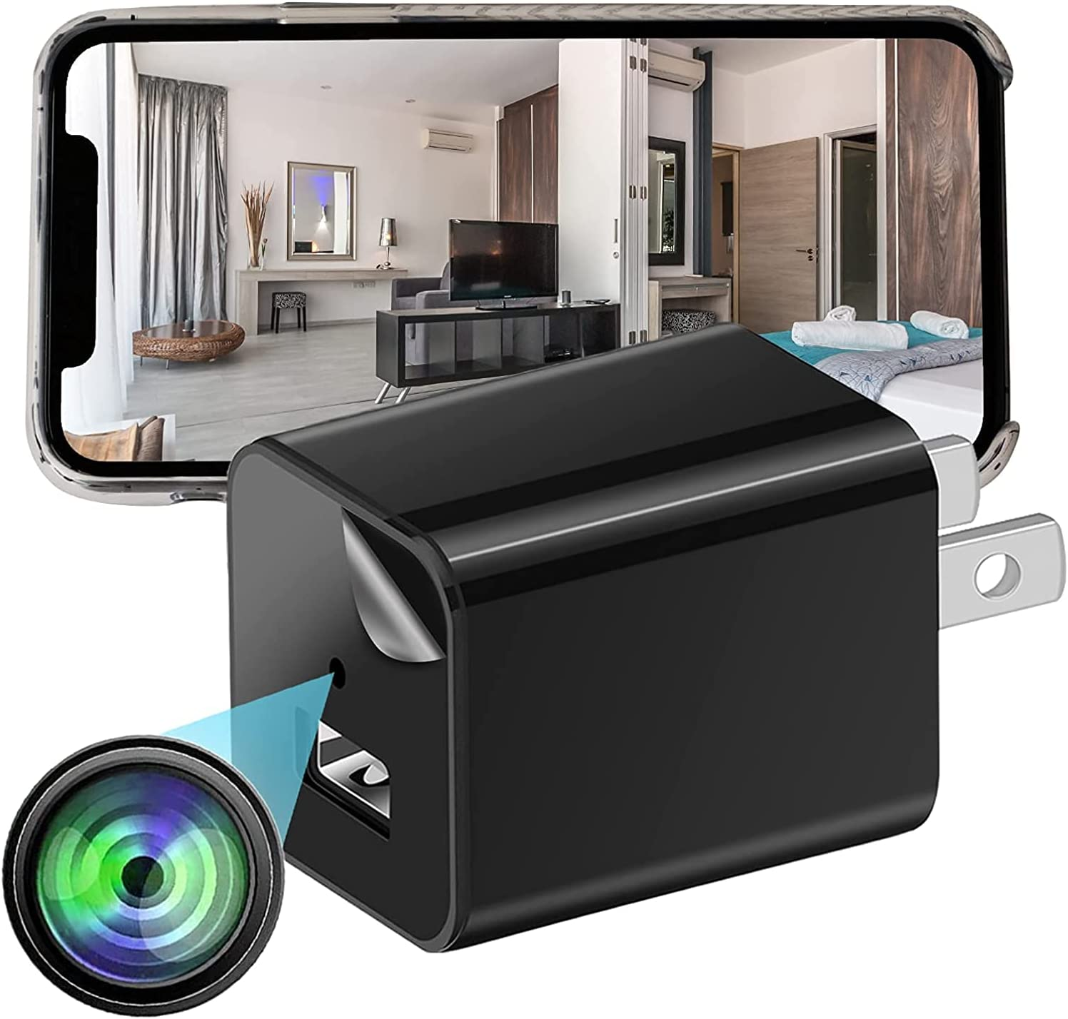 SALENEW very popular! WiFi Camera Indoor HD1080P Video with Weekly update HD Mo Vision Night
