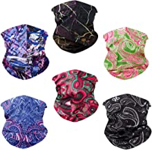 Toes Home Outdoor Magic Headband Elastic Seamless Bandana Scarf UV Resistence Sport Headwear for Yoga Hiking Riding Motorcycling