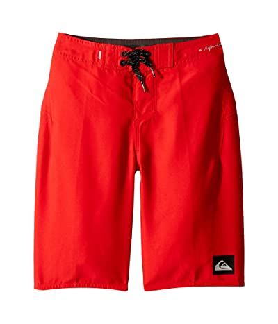 Quiksilver Kids Highline Kaimana 19 Boardshorts (Big Kids) (Quik Red) Boy