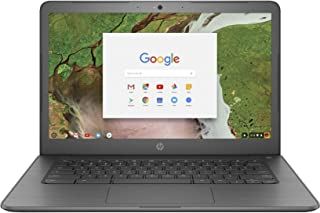 HP Chromebook 14 G5 Notebook 3QN46PA Celeron N3450 4GB RAM (Renewed)