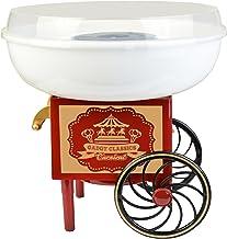 Gadgy ® Machine à Barbe à Papa Chariot | Appareil Cotton Candy | Utiliser Sucre Ordinaire ou Bonbons | Fete Foraine Annive...
