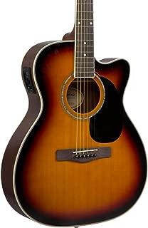 mitchell o120cesb acoustic electric guitar 3 color sunburst