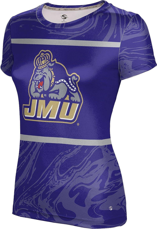James Madison University Foundation Girls' Performance T-Shirt (Ripple)
