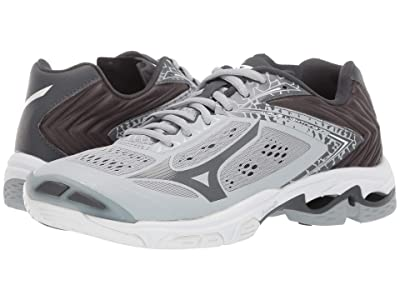 Mizuno Wave Lightning Z5 (Grey) Women