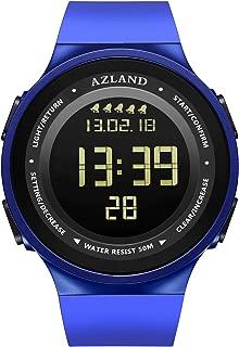 Multiple Alarms Waterproof Kids Watches Boys Girls Digital Sports Teenagers Wristwatch