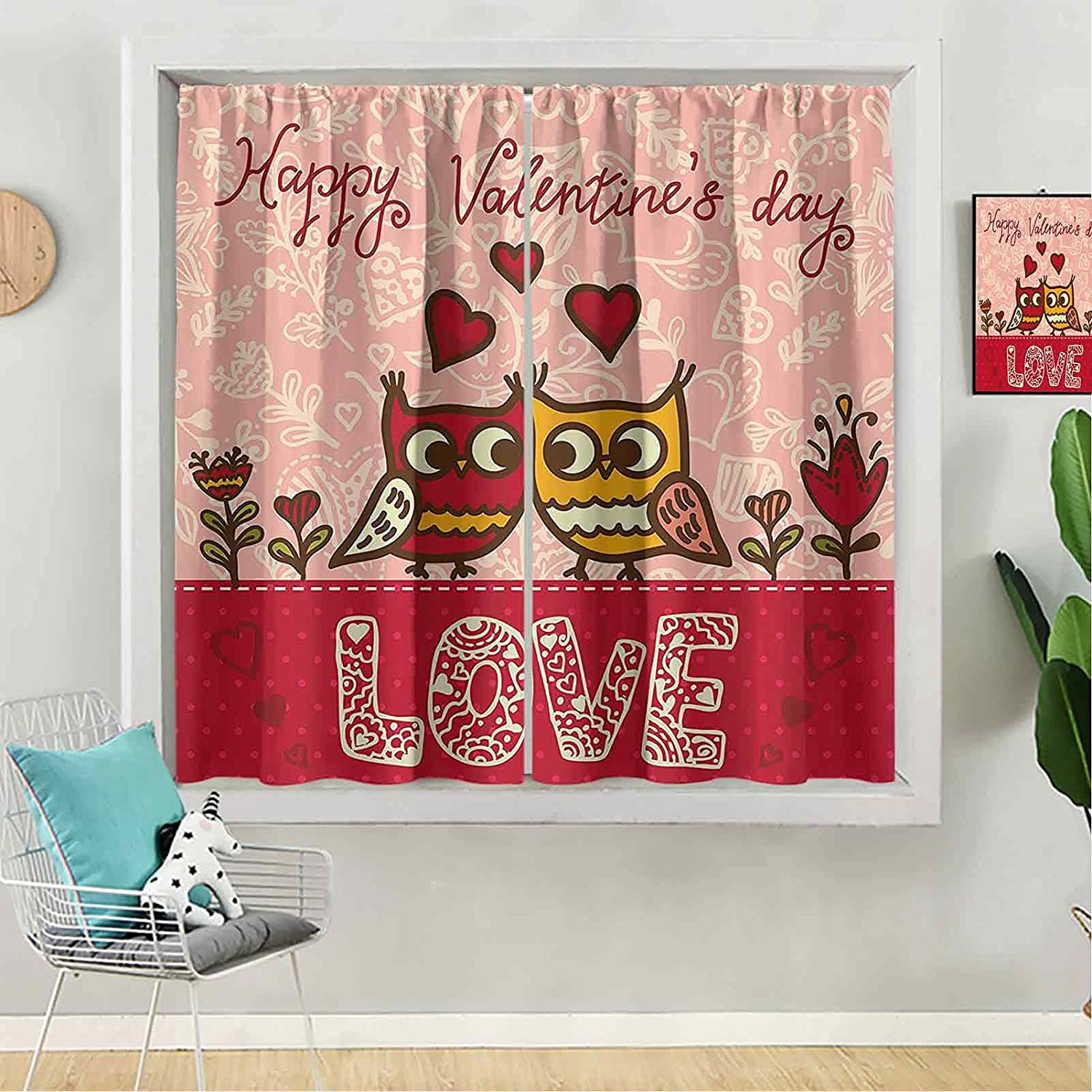Superior Max 70% OFF Blackout Curtain 72 inches Long Panel for B Kids Window