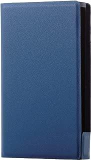 エレコム Walkman A ソフトレザーカバー ブルー AVS-A17PLFUBU