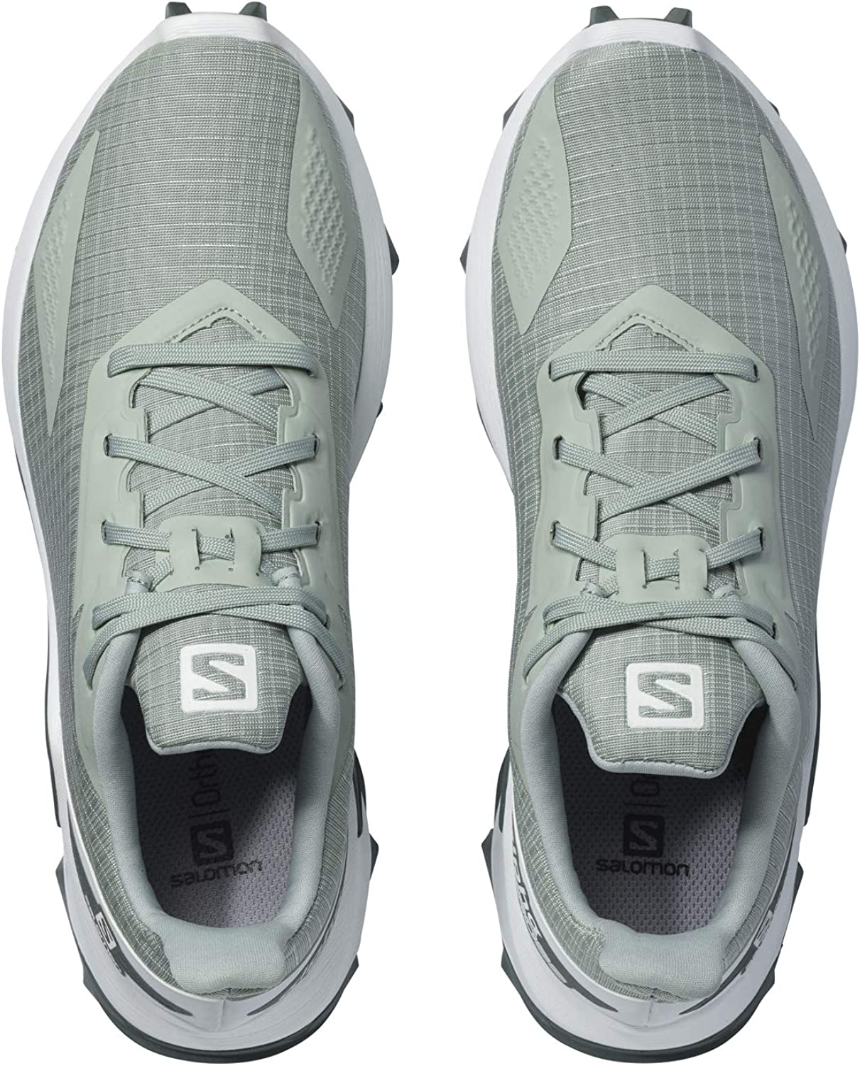 Salomon ALPHACROSS BLAST W Womens Shoes With Ripstop Fabric for Trail Running