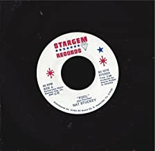 1969-1971? Nat Stuckey Stargem Fool 45 RPM SG 2218 Single & Demo : SIRD Music Nashville Comes with a CD Transfer