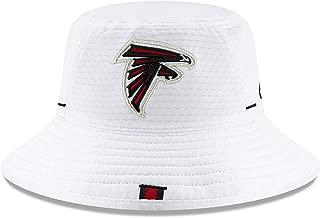 New Era Atlanta Falcons 2019 NFL Training Camp Official Bucket Hat – White