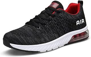 Womens Mens Breathable Air Cushion Slip on Sports Trail Running Shoes