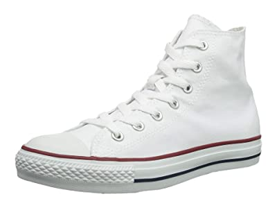 Converse SINGLE SHOE Chuck Taylor(r) All Star(r) Core Hi (Optical White) Shoes