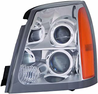 Best 2006 cadillac srx headlight replacement Reviews