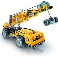 Clementoni Technologic Mechanics Laboratory, Lifting Equipment Assembly Kit, 50 Model...