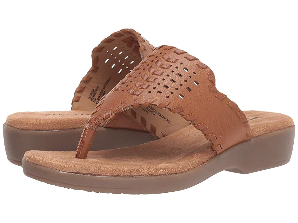 Rialto Benicia (Natural Burnished Smooth) Women