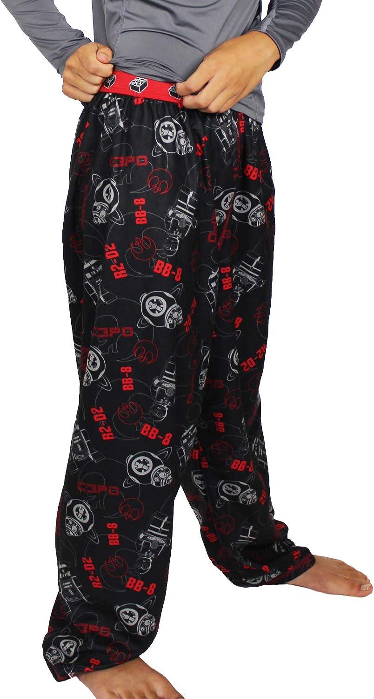 LEGO Star Wars Boy's Flannel Lounge Pajama Pants (Little Kid/Big Kid)