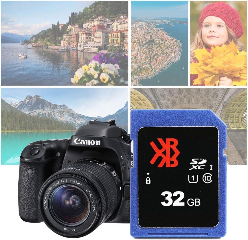 SD Card 32GB Memory Card Class 10 SDXC exFAT U1 Camera
