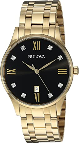 Bulova - Diamonds - 97D108