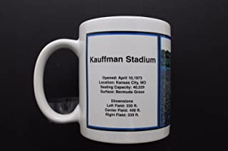 BRAND NEW Kauffman Stadium MO Kansas City Royals Coffee Mug