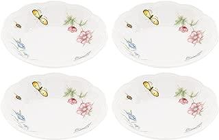 Lenox Butterfly Meadow Fruit Bowls, Set of 4