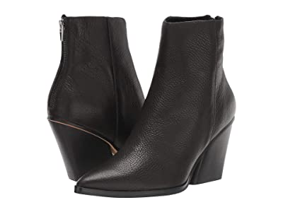 Dolce Vita Issa (Black Leather) Women