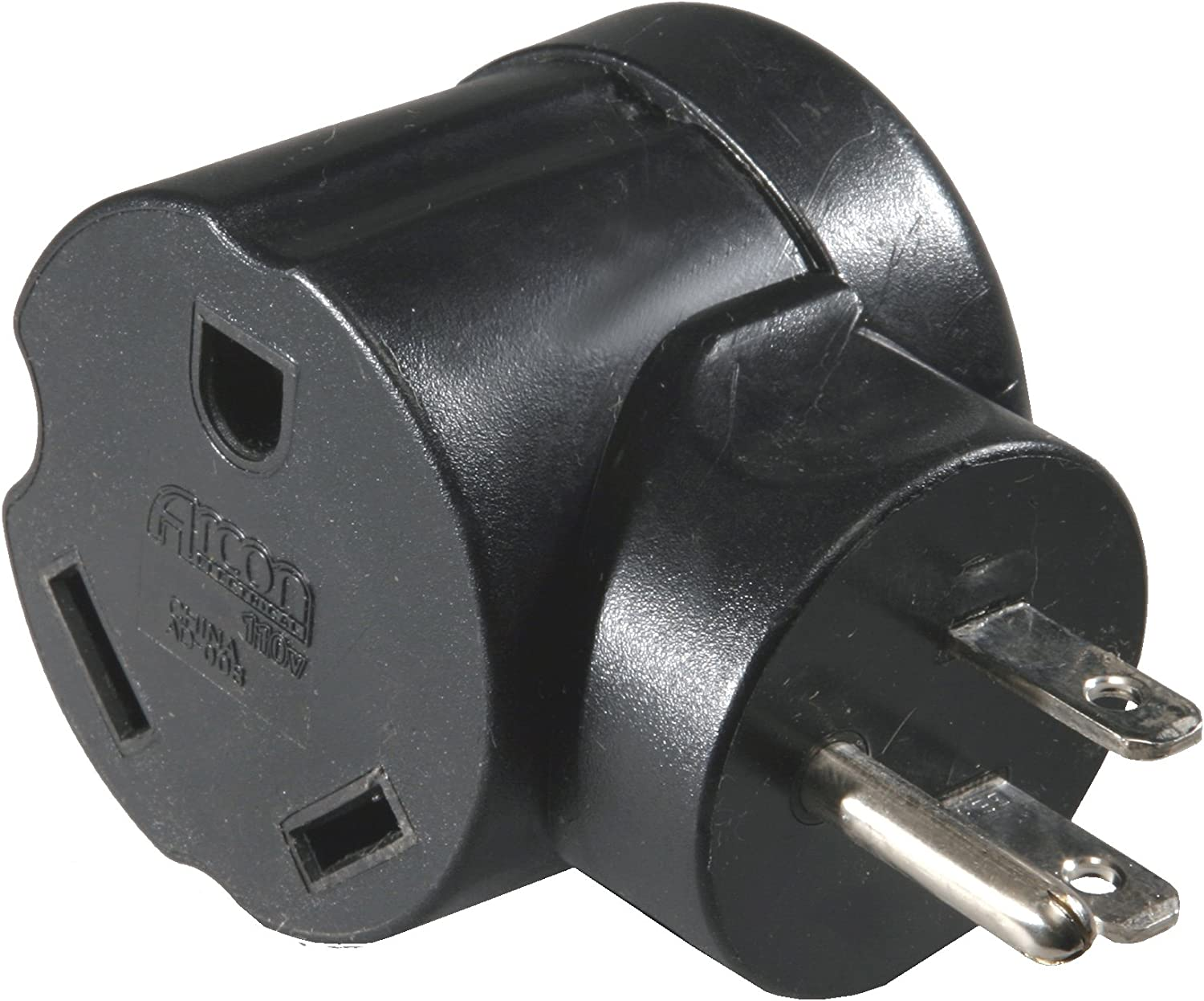 Arcon 14081 Generator Power Adapter Popular shop is the lowest price Discount mail order challenge to 30-Amp Female 15-Amp Male