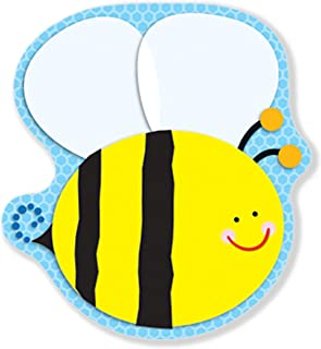 Carson Dellosa Education Acid Free Lignin Free Paper Bee Notepad, 5.75-inch x 6.25-inch, 50 Sheets