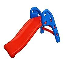 eHomeKart PLAYGRO Slide for Kids – First Slide Foldable Beginners Slider – For Boys and Girls – Perfect Slides / Toys