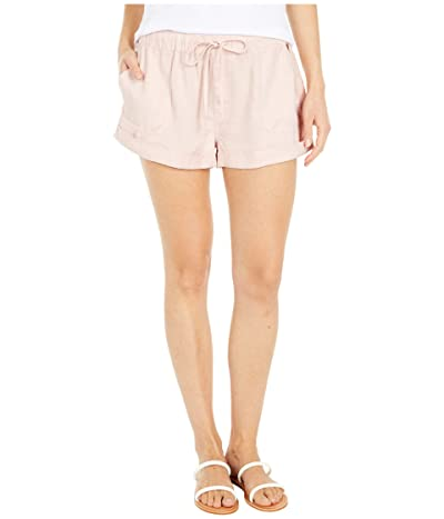 Volcom Sunday Strut Shorts (Hazey Pink) Women