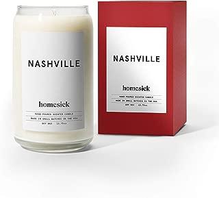 Homesick HSCA1-NSV-WH01 Nashville Candle