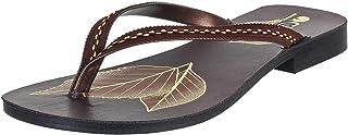 Chips Women's 9555 BRN+Bg. Fashion Sandals