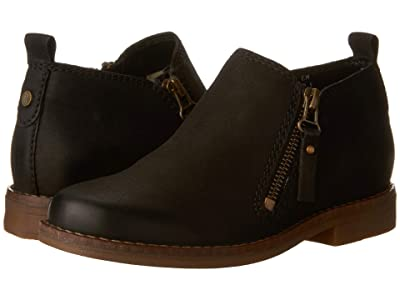 Hush Puppies Mazin Cayto (Black Nubuck) Women